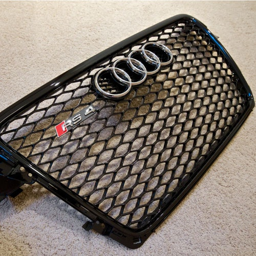 Audi B8 A4/S4 RS4 Style Front Grill