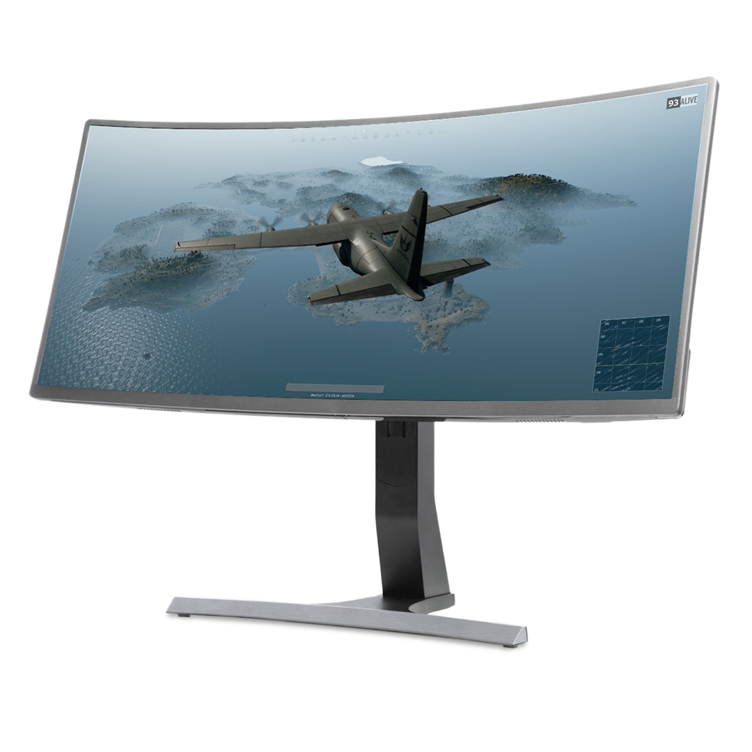 Massdrop Vast 35-Inch Curved Gaming Monitor