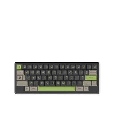Massdrop x admgc SA Green Screen Custom Keycap Set Reviews | Drop (formerly Mass