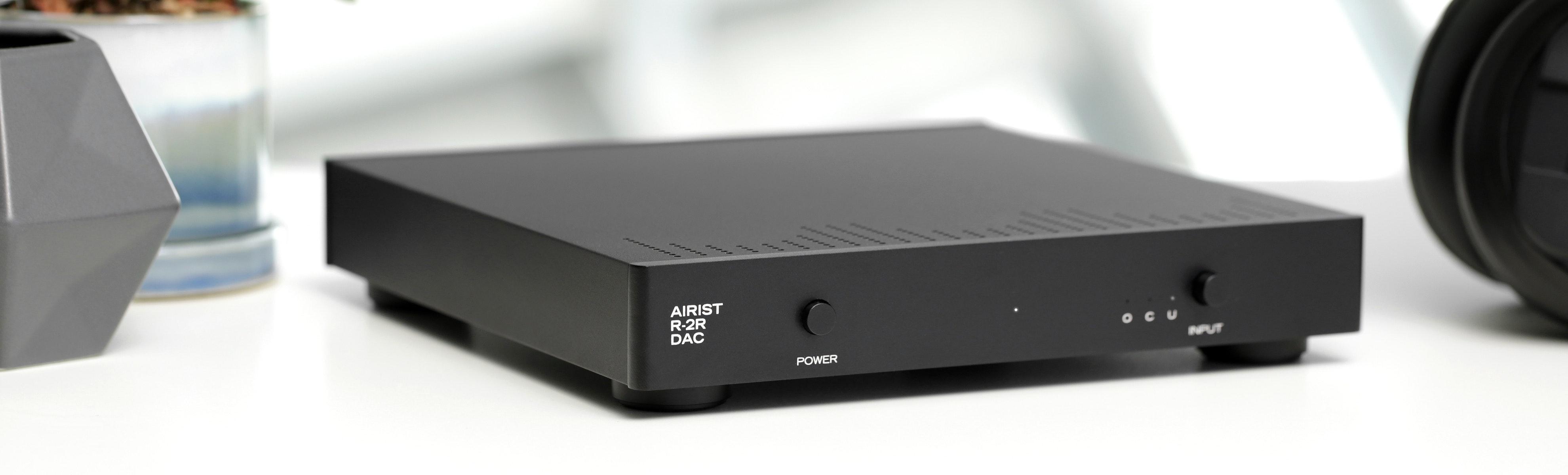 Massdrop x Airist Audio R-2R DAC