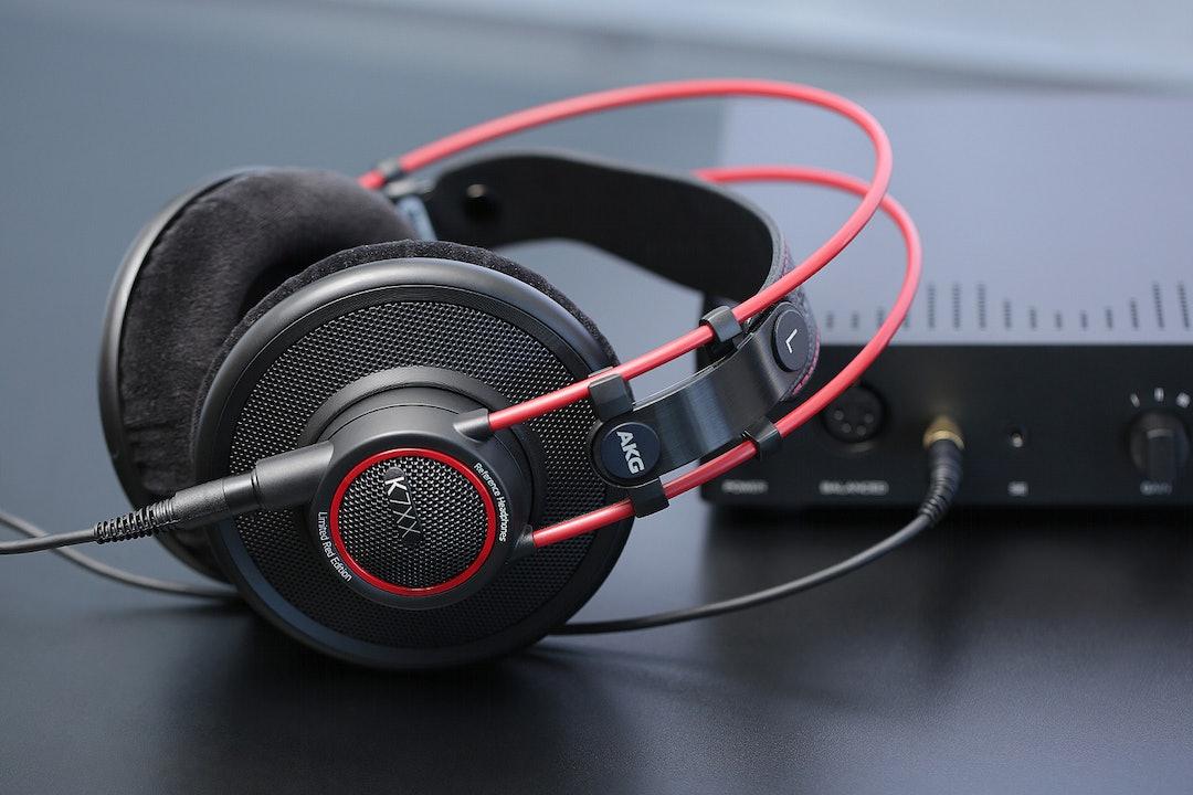 Massdrop x AKG K7XX Red Edition