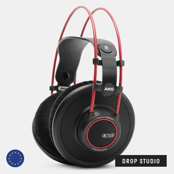 Massdrop x AKG K7XX Red Edition (EU)