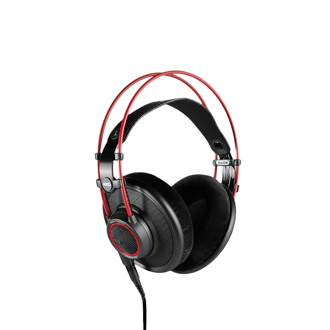 Massdrop x AKG K7XX Red Edition