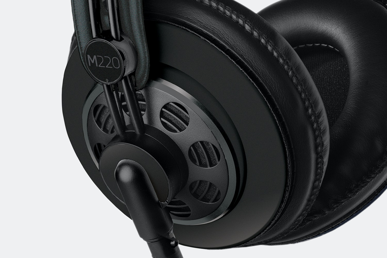 Massdrop x AKG M220 Pro Headphones – Black