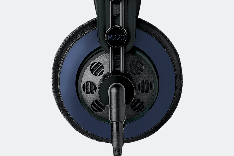 Massdrop x AKG M220 Pro Headphones – Blue