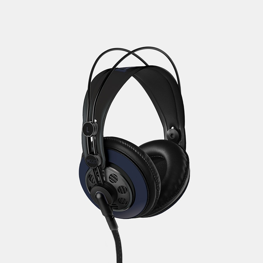 Massdrop x AKG M220 Pro Headphones – Blue