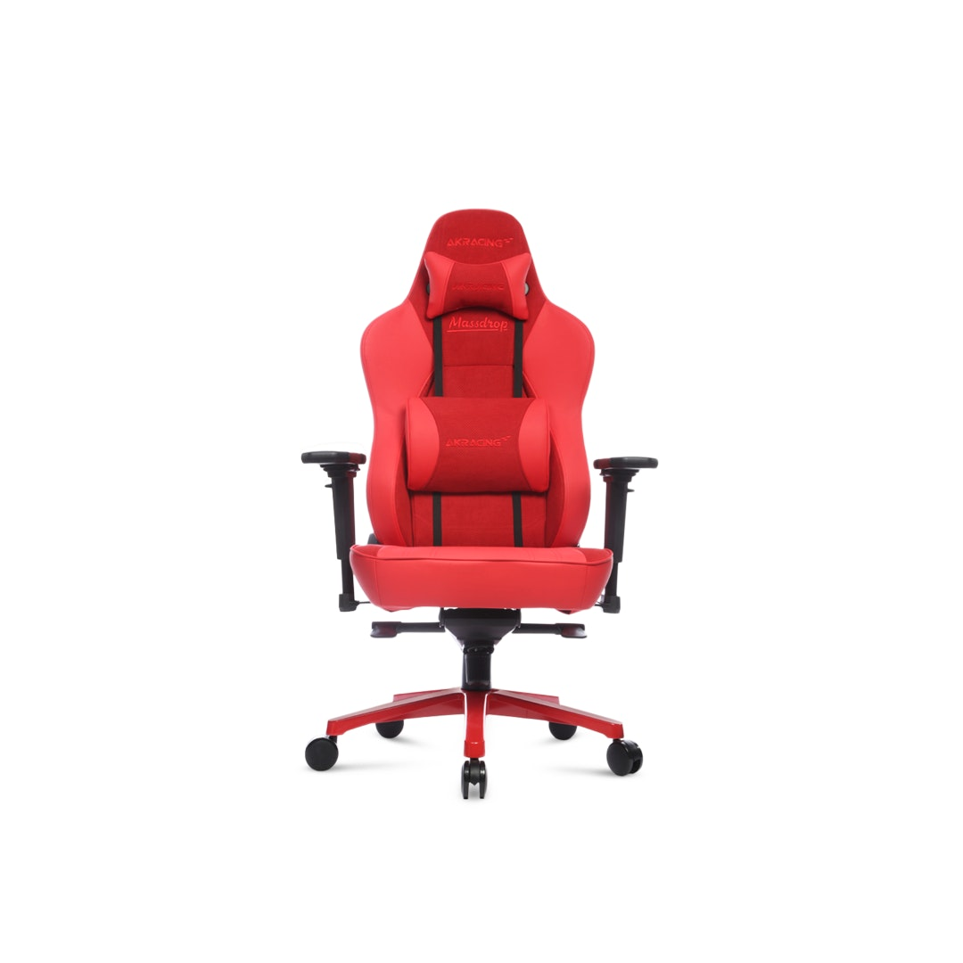 Massdrop x AKRacing Rosso Gaming Chair