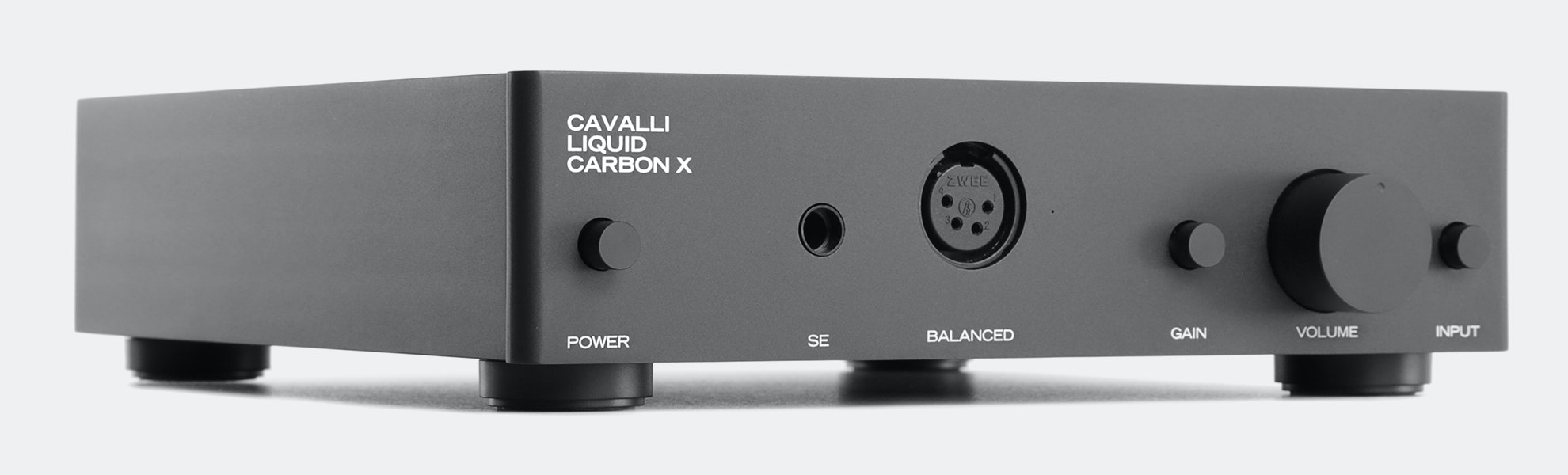 Massdrop x Alex Cavalli Liquid Carbon X Amp
