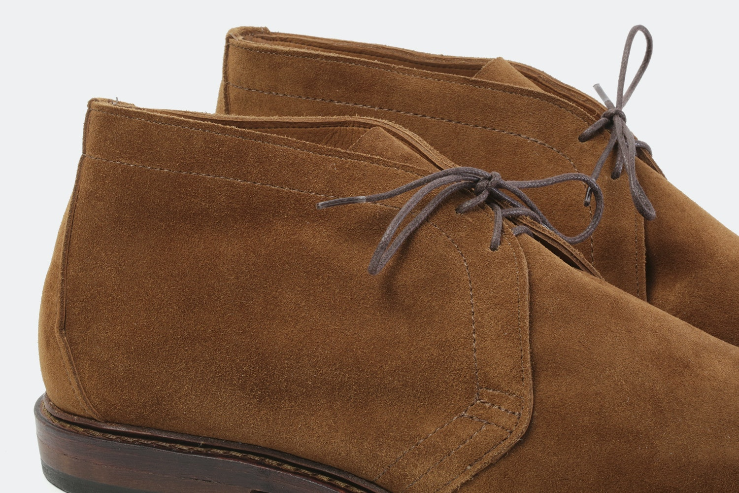 Massdrop x Allen Edmonds Chukka – Factory Seconds