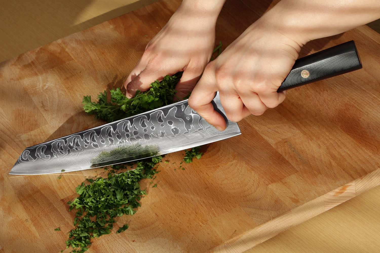 Massdrop x Apogee Takumi AUS-10 Kiritsuke Knife