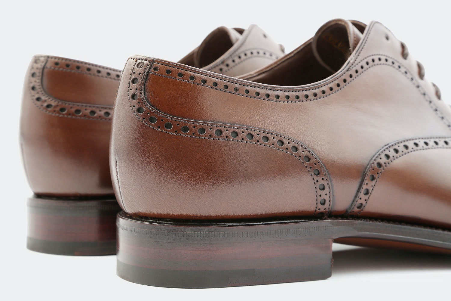 Massdrop x Carmina Semi-Brogue Oxford