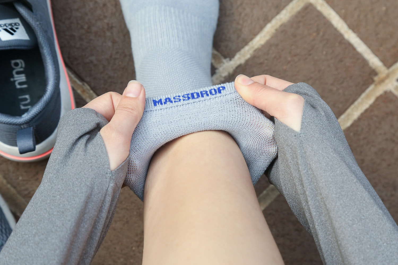 Massdrop x Fitsok Merino Hiker (3-Pack)