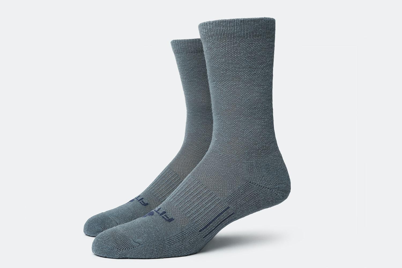 Massdrop x Fitsok Merino Crew Socks (3-Pack)