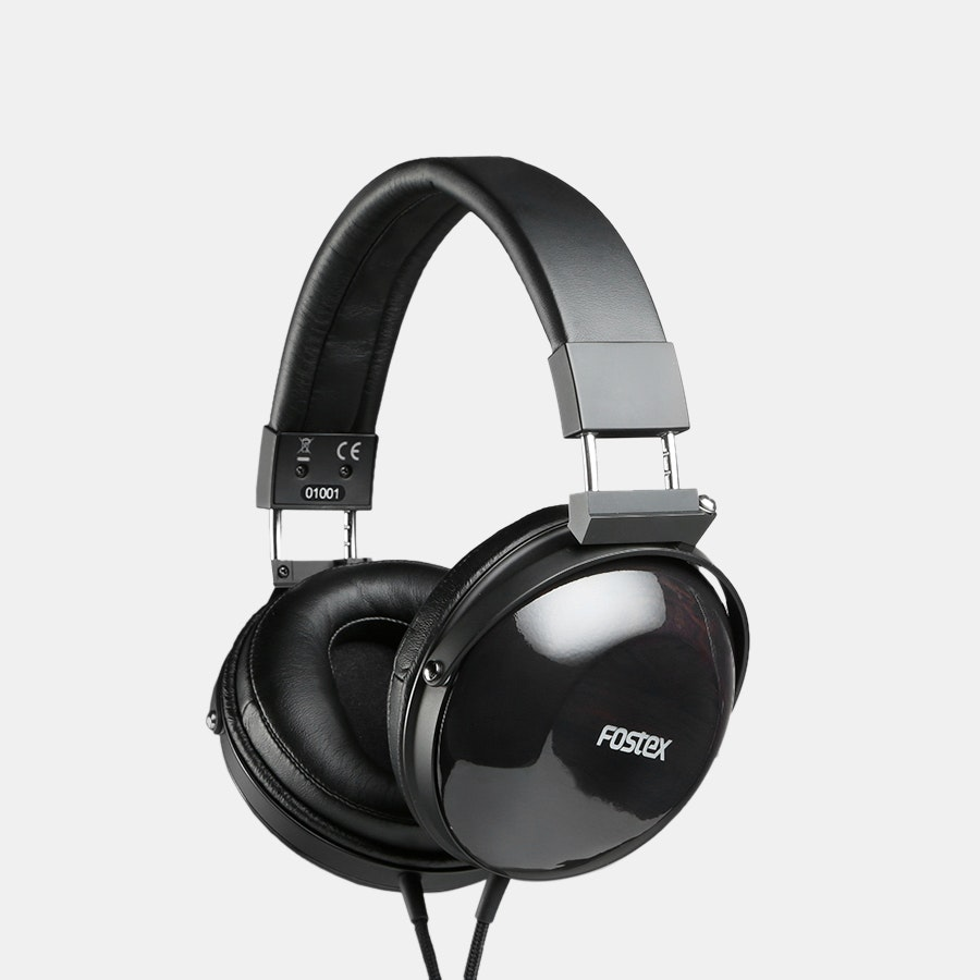 Massdrop x Fostex TH-X00 Ebony Headphones
