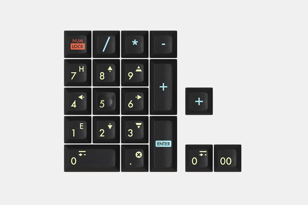 Massdrop x Glimy DSA 2077 Custom Keycap Set