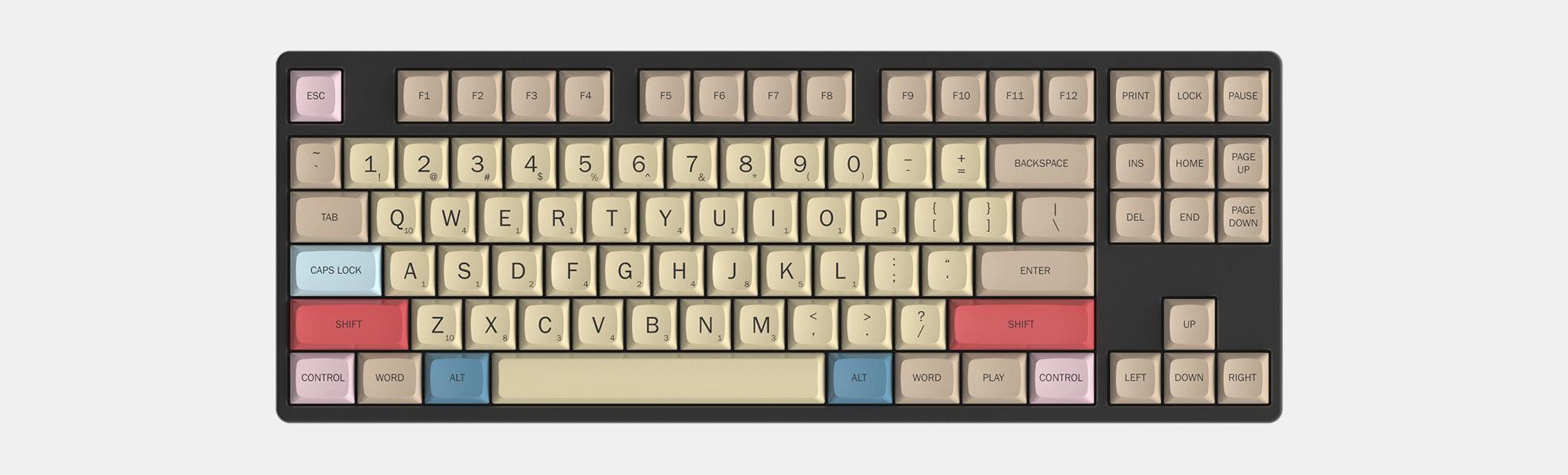Massdrop x Hasbro Scrabble Mechanical Keyboard