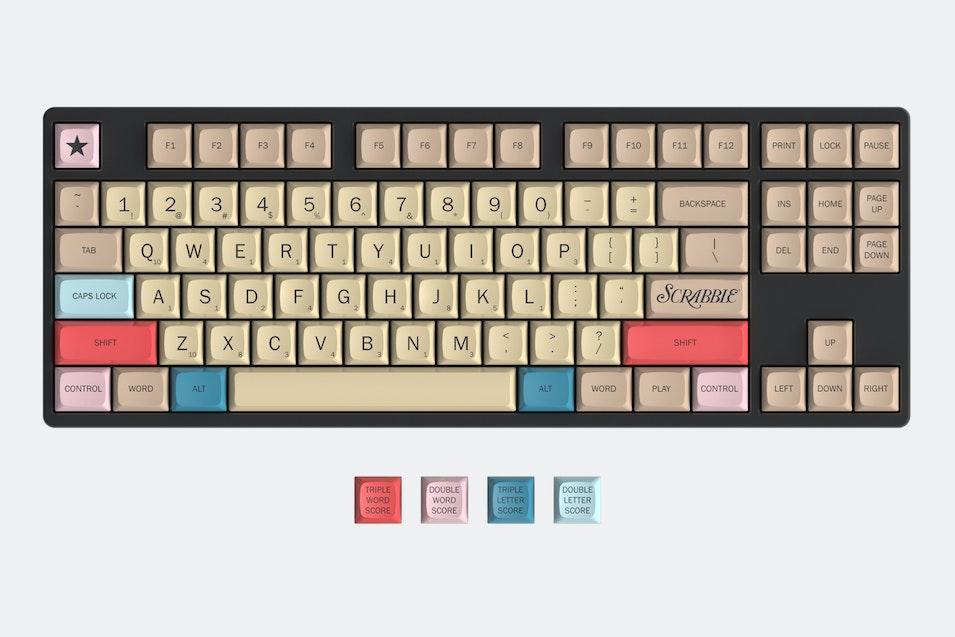 Massdrop X Hasbro Scrabble Mechanical Keyboard Price Reviews