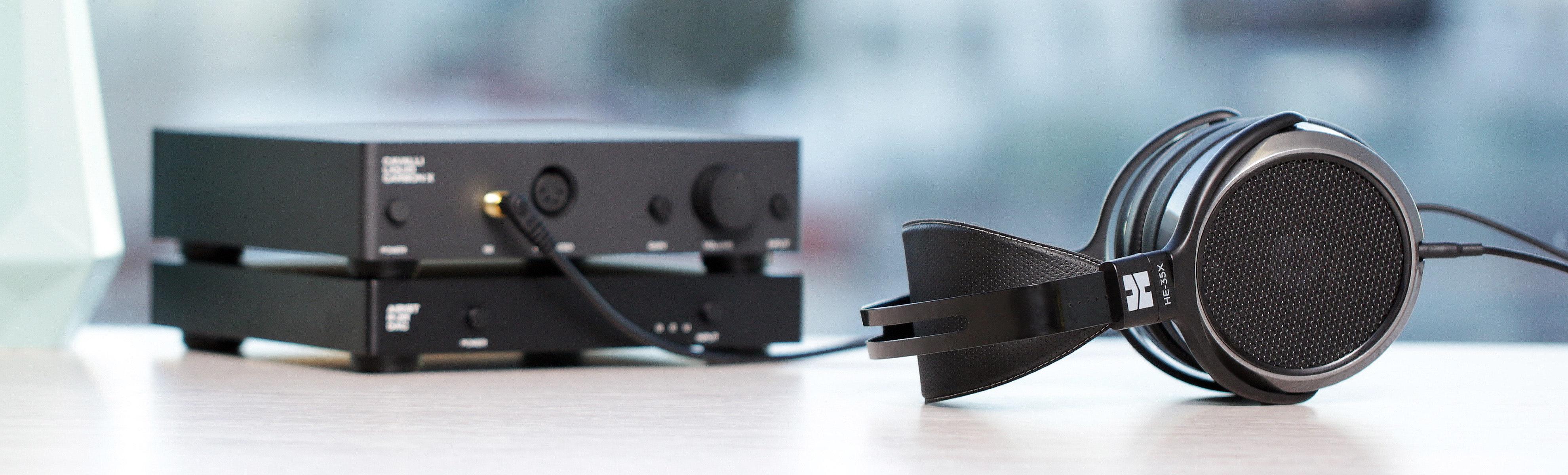 Massdrop x HIFIMAN HE-35X Headphones