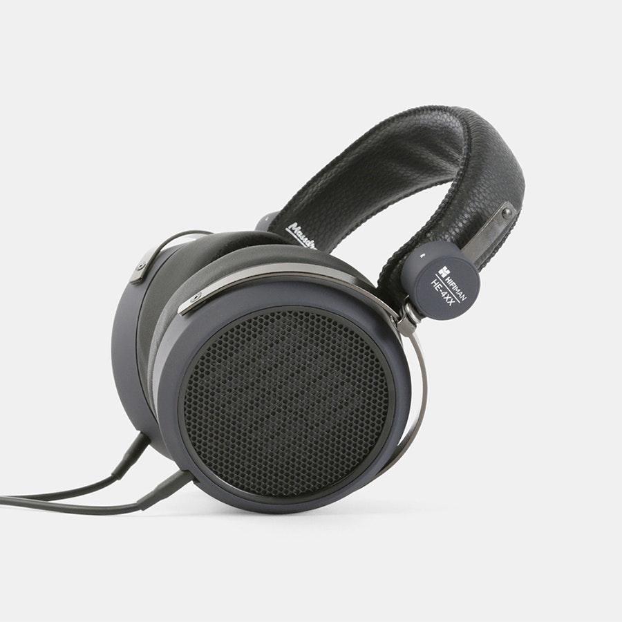 Massdrop x HIFIMAN HE4XX Planar Magnetic Headphones