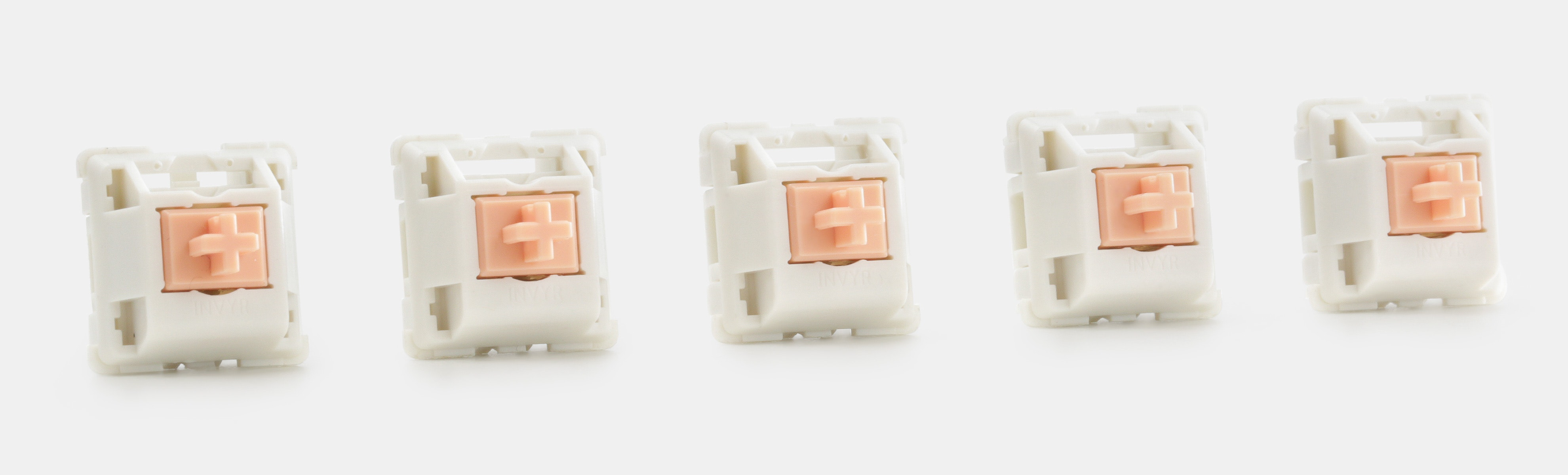 Massdrop x Invyr Holy Panda Mechanical Switches