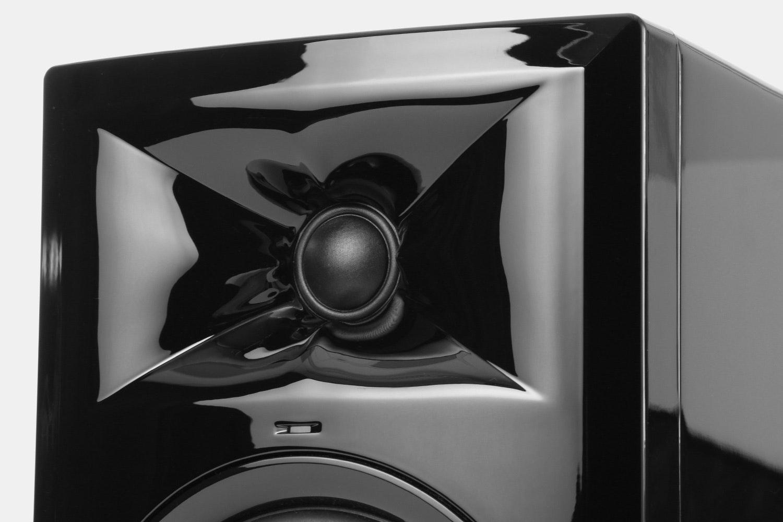 jbl powered speakers. massdrop x jbl lsr30x powered speakers jbl