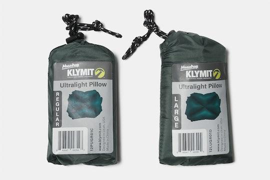 Massdrop x Klymit Pillow X