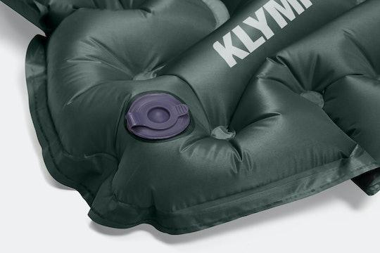 Massdrop x Klymit Ultralight Double Sleeping Pad
