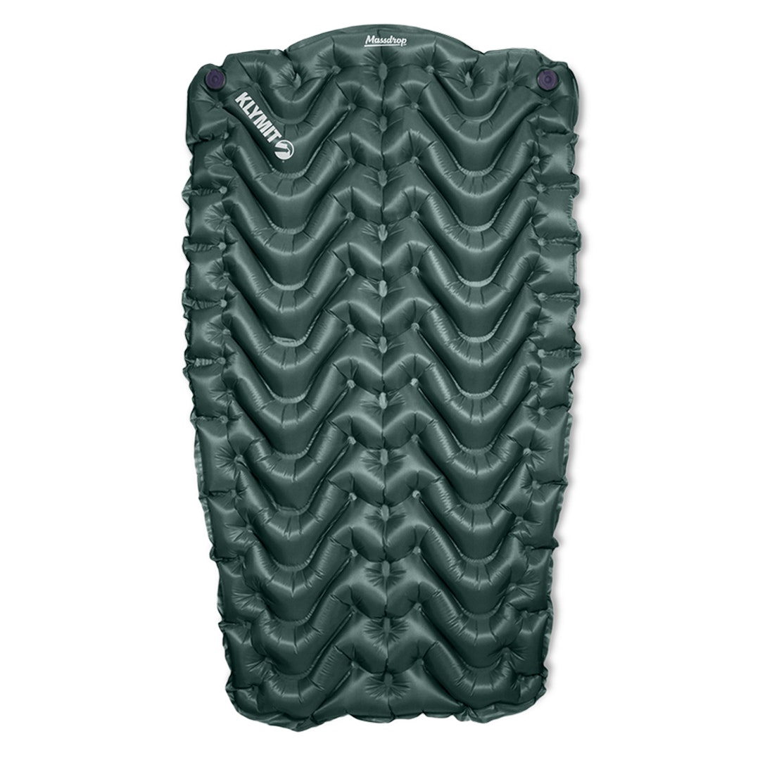 Massdrop x Klymit Ultralight Double Sleeping Pad