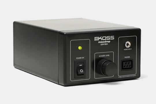 Massdrop x Koss ESP/95X Electrostatic System