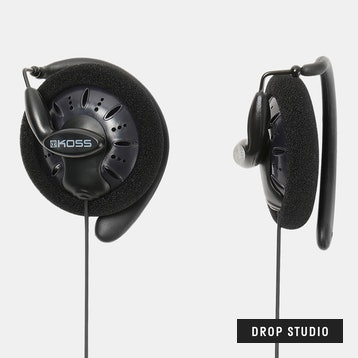 Massdrop x Koss KSC75X On-Ear Headphones