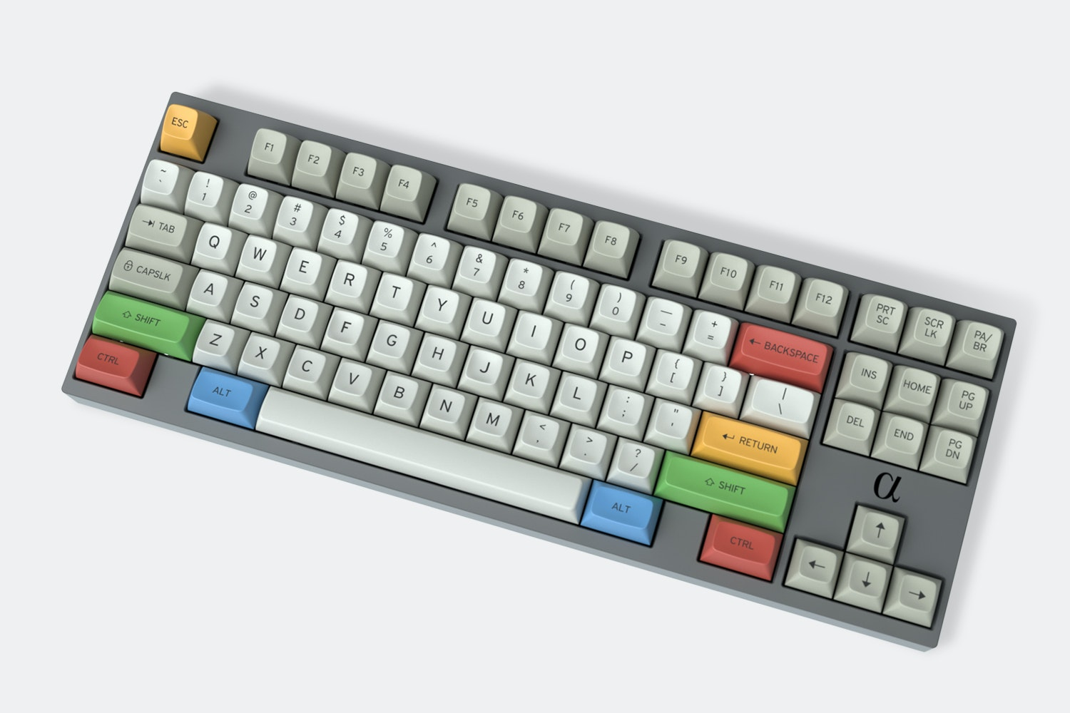 Massdrop x Matt3o /dev/tty MT3 Custom Keycap Set