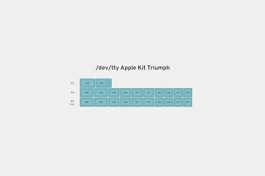 Drop + Matt3o /dev/tty MT3 Custom Keycap Set
