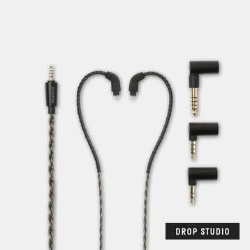 Massdrop x MEE audio 2-Pin Balanced Cable Set