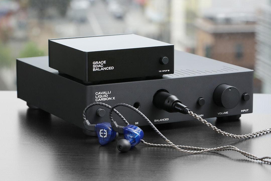 Massdrop x MEE audio 2-Pin Balanced Cable Set