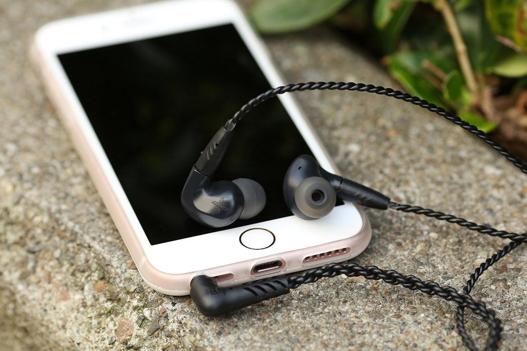 Massdrop x MEE audio Pinnacle PX IEMs