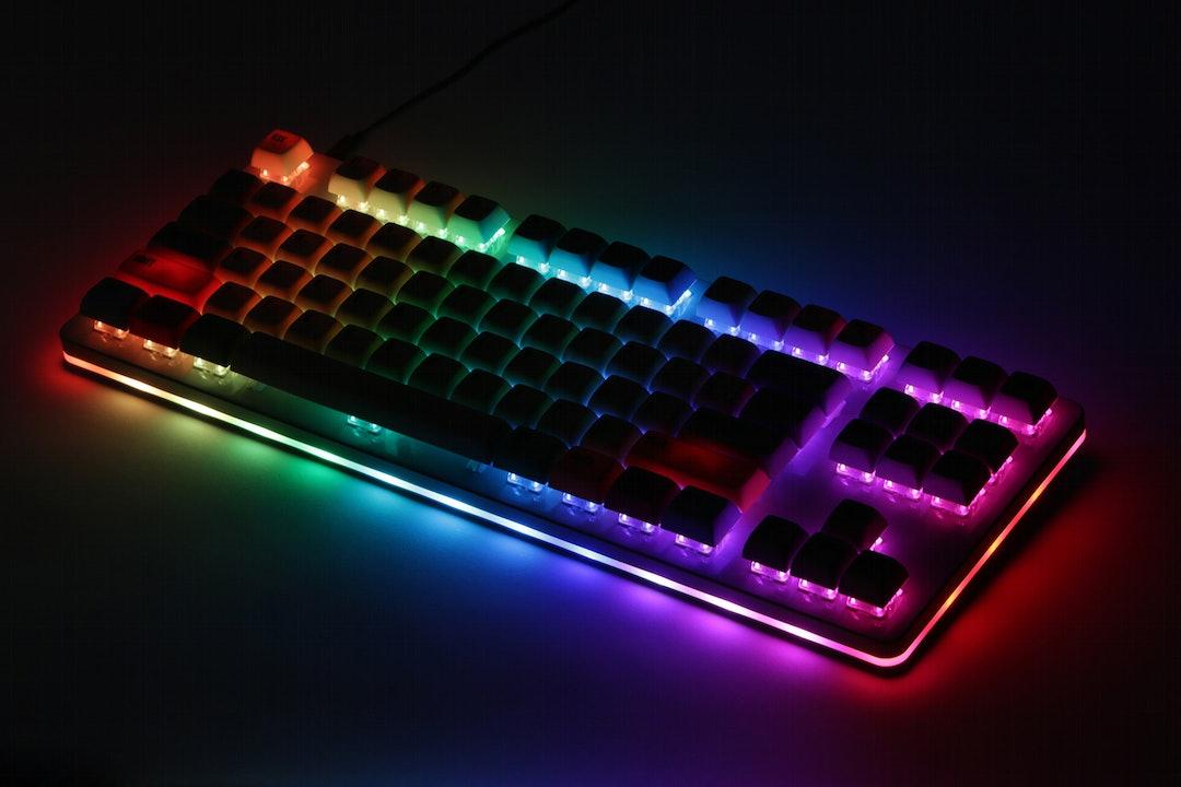 Massdrop x MiTo Canvas CTRL Mechanical Keyboard