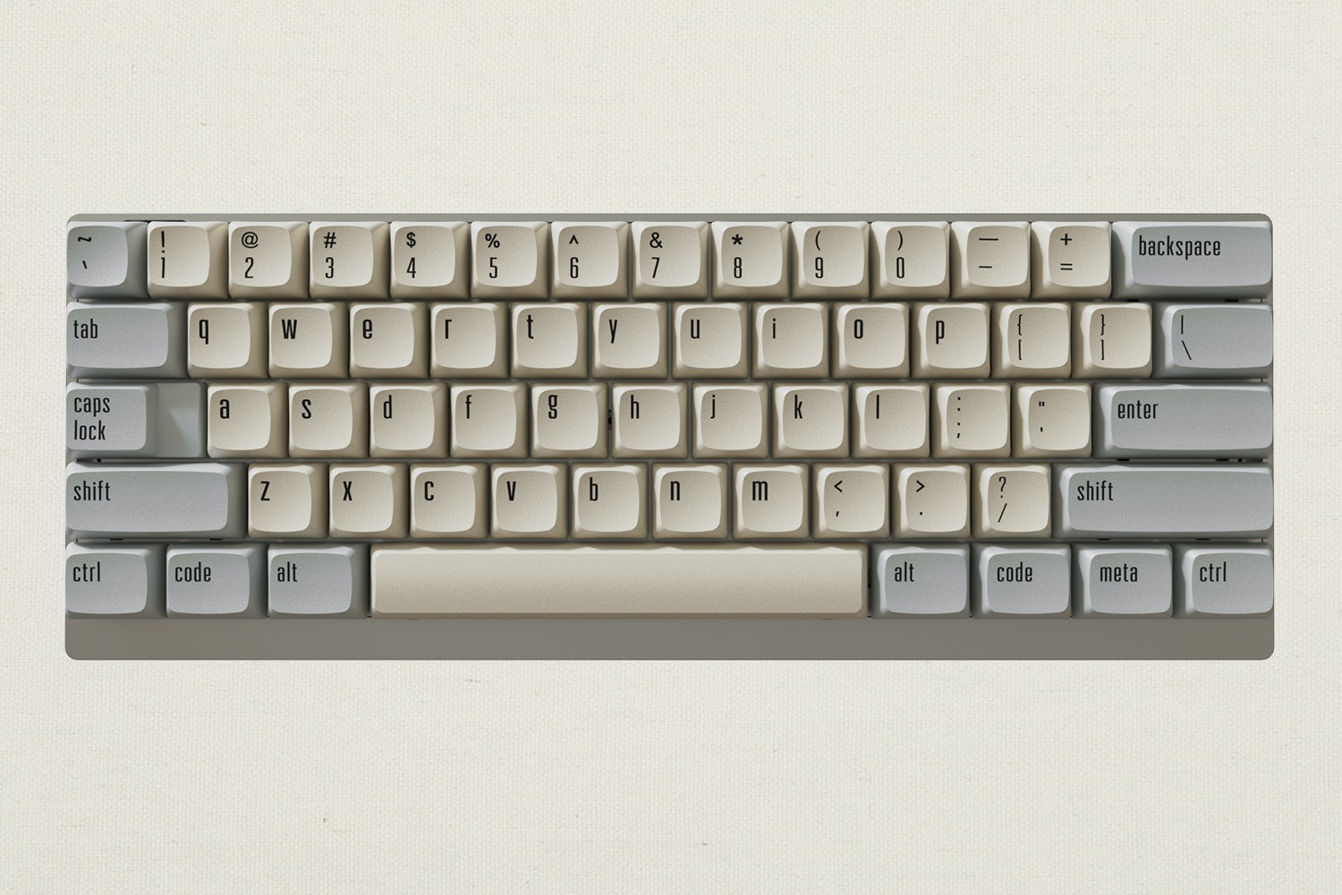 Massdrop x MiTo Canvas XDA Custom Keycap Set | Price & Reviews | Massdrop