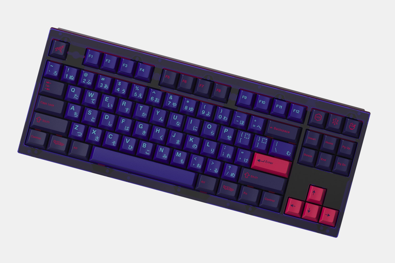Massdrop x MiTo GMK Laser Custom Keycap Set
