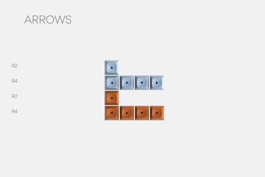 Massdrop x MiTo MT3 Godspeed Custom Keycap Set