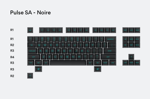 Massdrop x MiTo Pulse CTRL High-Profile Keyboard