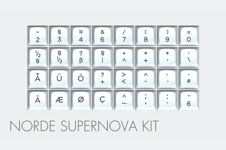 Norde Supernova Kit - $24.99