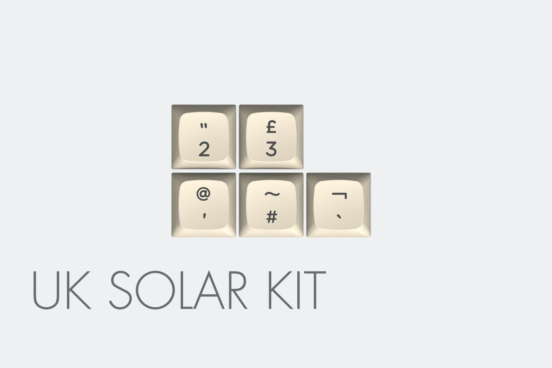 UK Solar Kit - $9.99