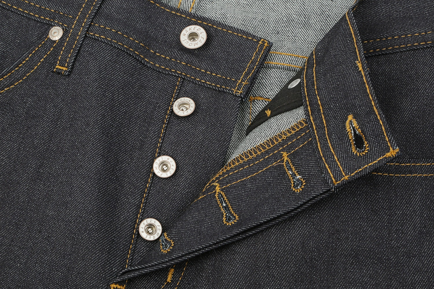 Massdrop x Naked & Famous Karui Stretch Selvage