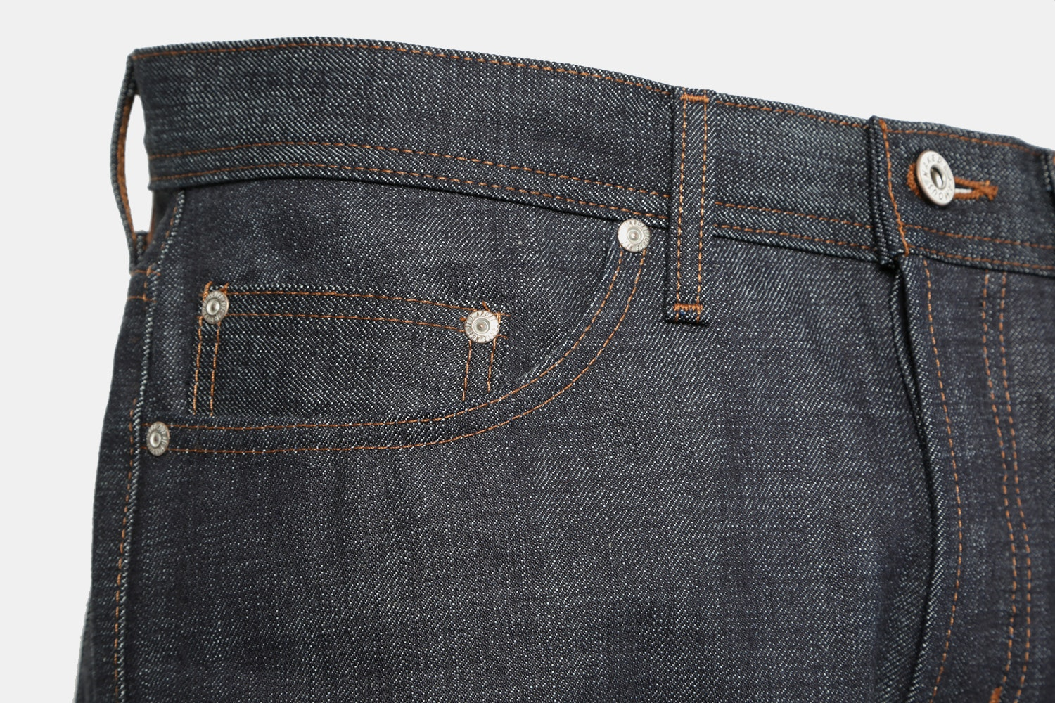 Massdrop x Naked & Famous 14oz Streaky Slub Denim