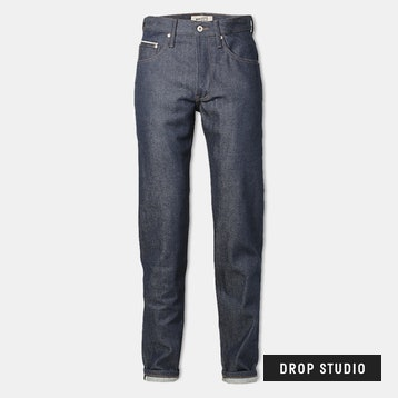 Massdrop x Naked & Famous Ichiban Easy Guy Denim
