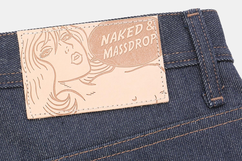 Massdrop x Naked & Famous Ichiban Selvage Denim