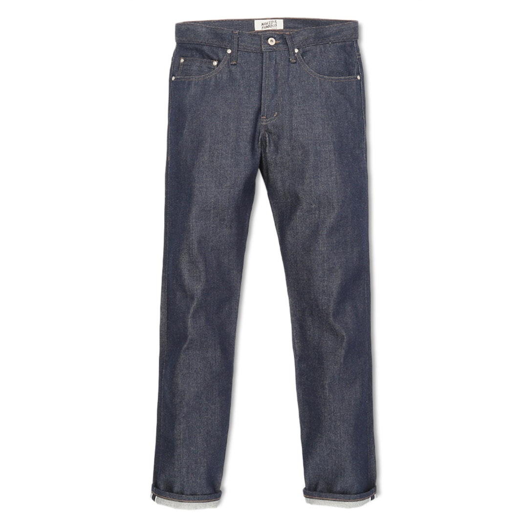 Massdrop x Naked & Famous Ichiban Selvage Denim