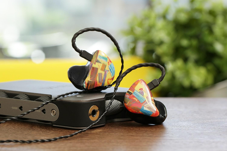Massdrop x Noble Kaiser 10 Custom In-Ear Monitors