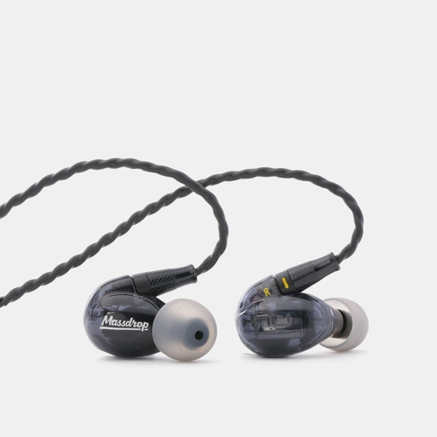 Massdrop x NuForce EDC3 In-Ear Monitors