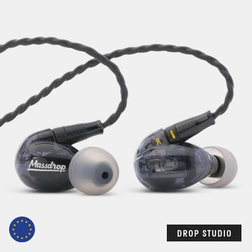 Massdrop x NuForce EDC3 In-Ear Monitors (EU)